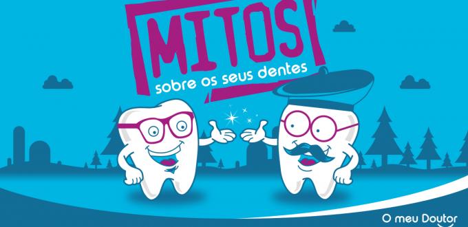 Mitos sobre a saúde oral